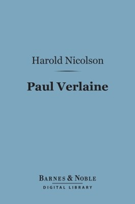 (ebook) Paul Verlaine (Barnes & Noble Digital Library)