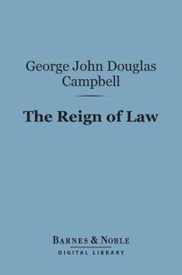(ebook) The Reign of Law (Barnes & Noble Digital Library)
