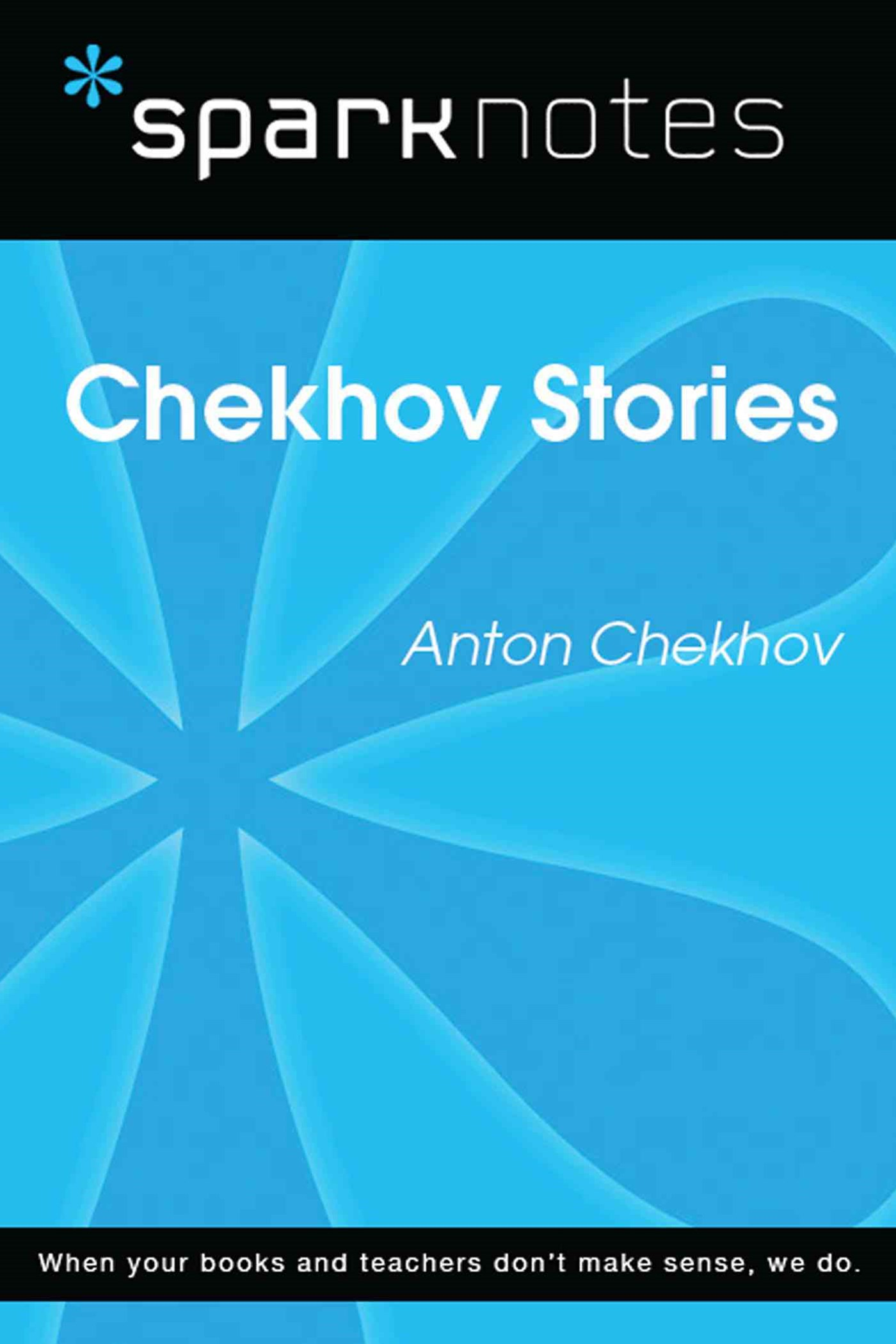 (ebook) Chekhov Stories (SparkNotes Literature Guide)