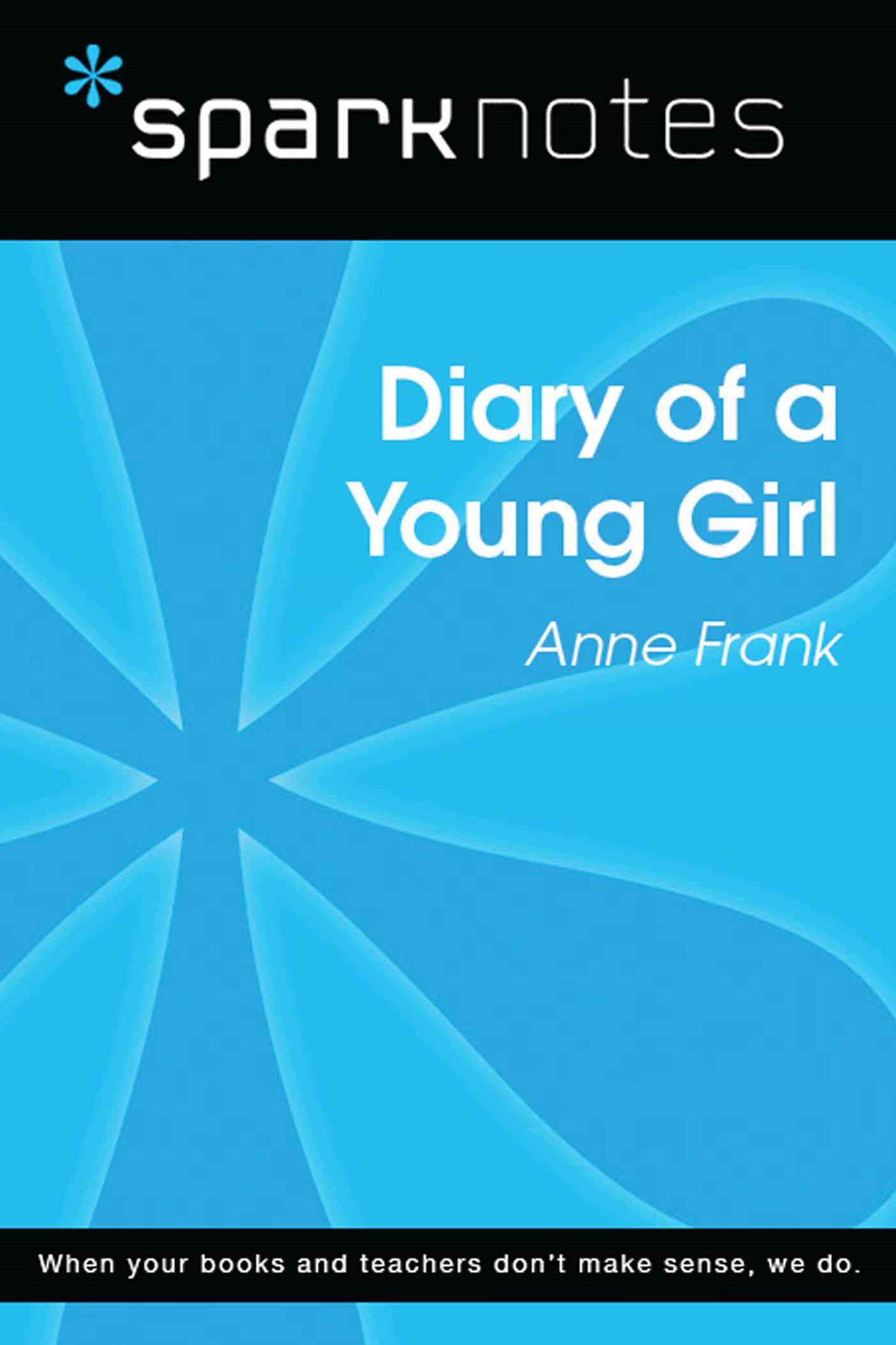 (ebook) Diary of a Young Girl (SparkNotes Literature Guide)