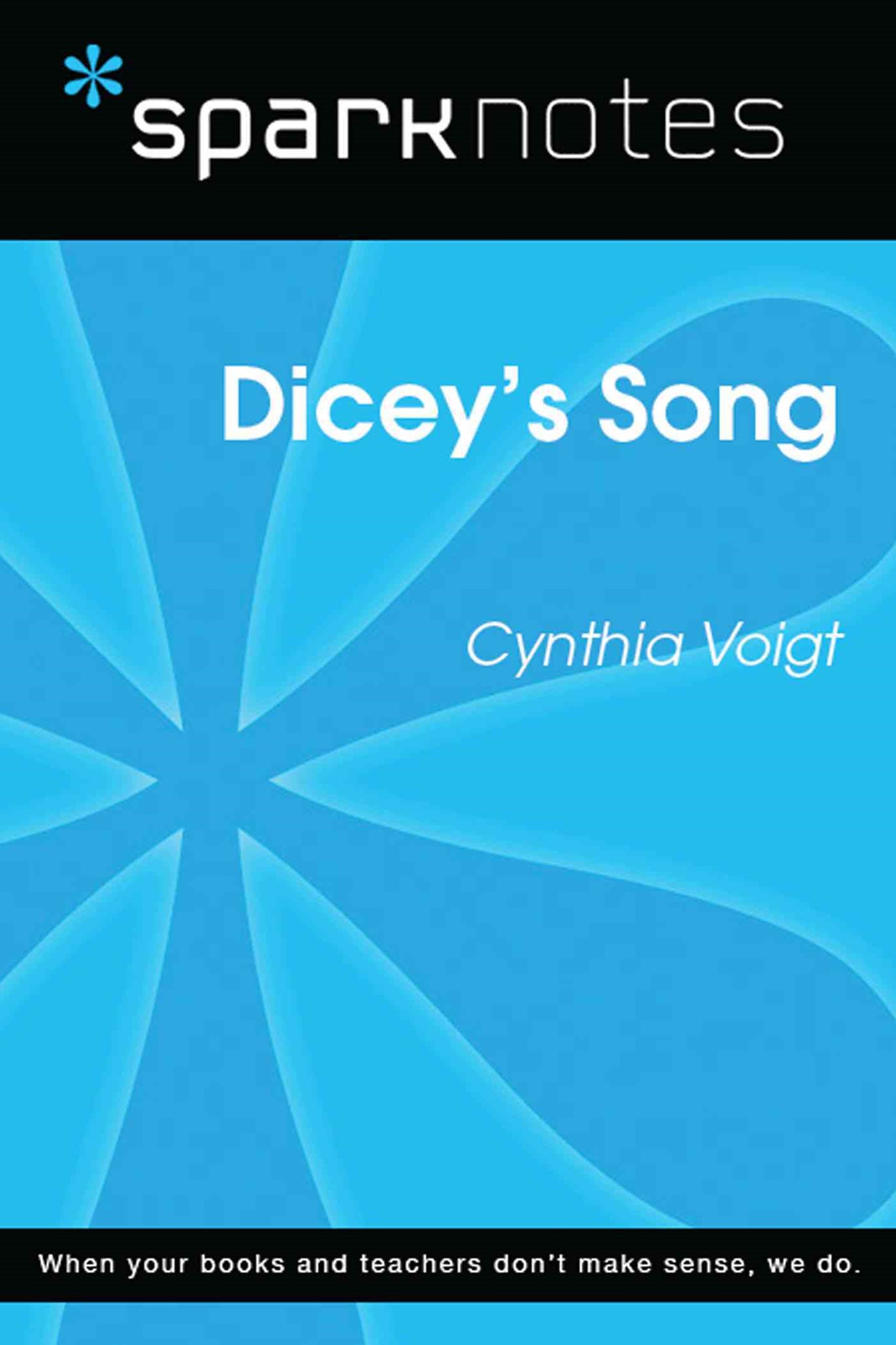 Dicey's Song (SparkNotes Literature Guide)