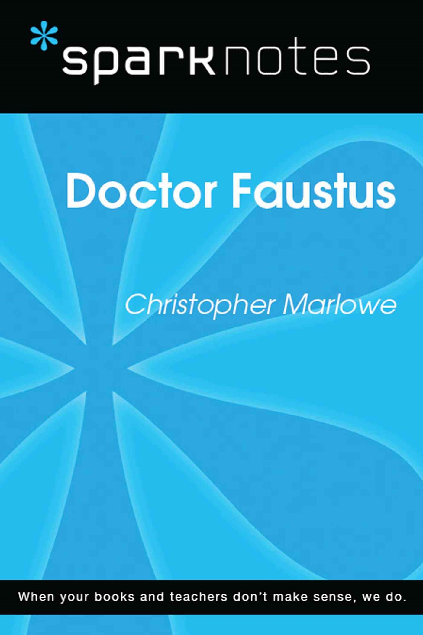 (ebook) Dr. Faustus (SparkNotes Literature Guide)