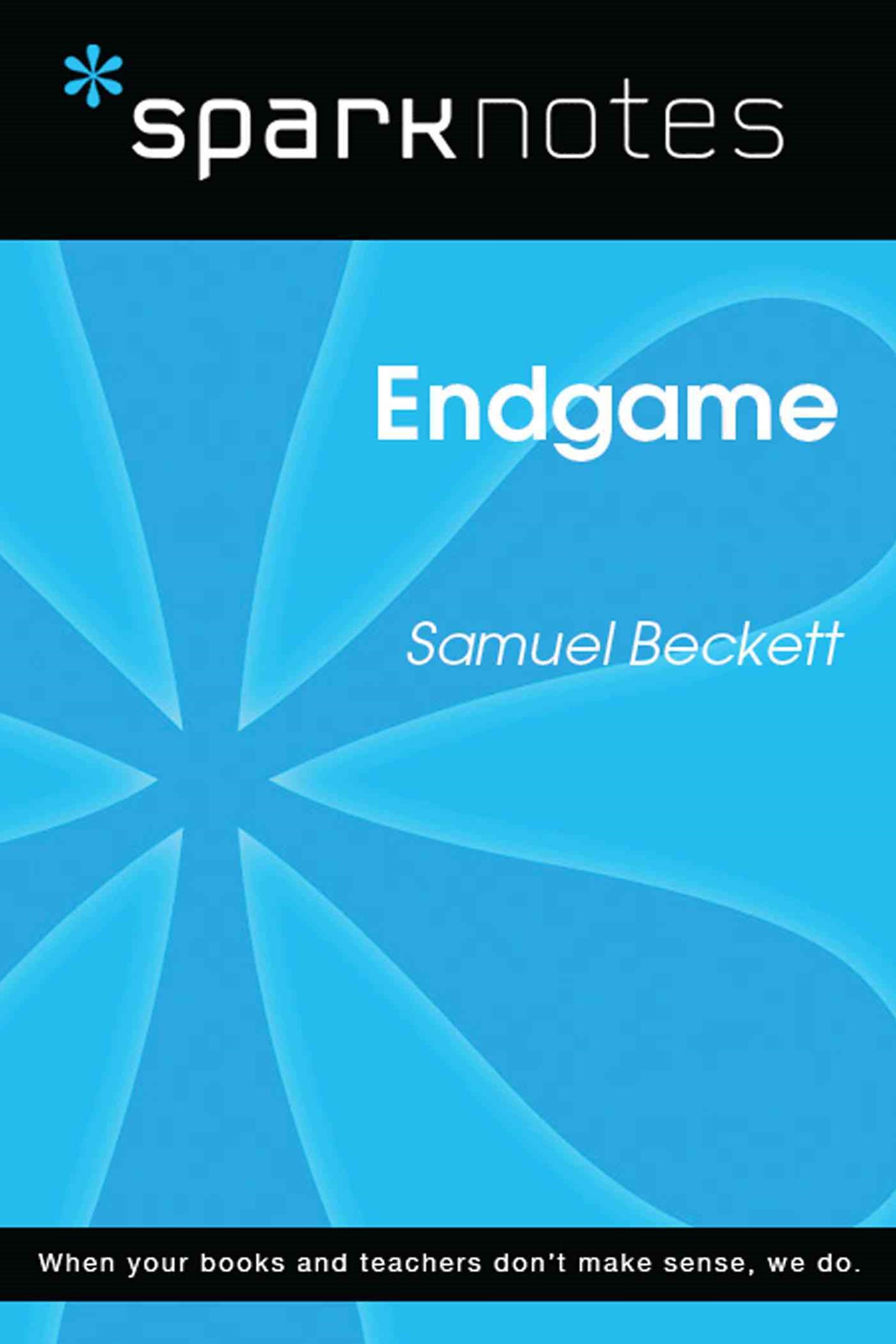 Endgame (SparkNotes Literature Guide)