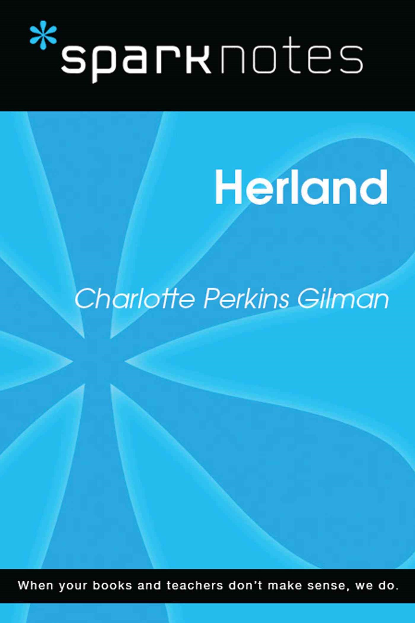 (ebook) Herland (SparkNotes Literature Guide)