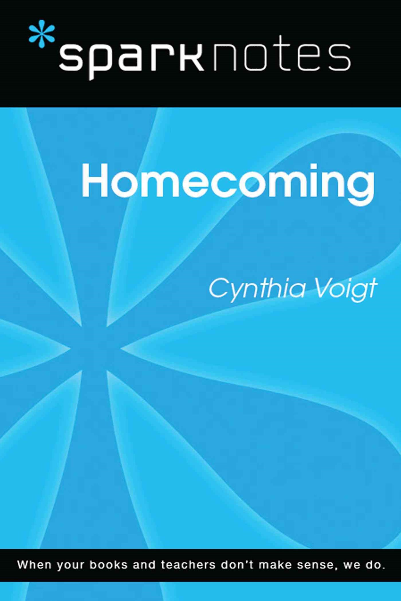 Homecoming (SparkNotes Literature Guide)