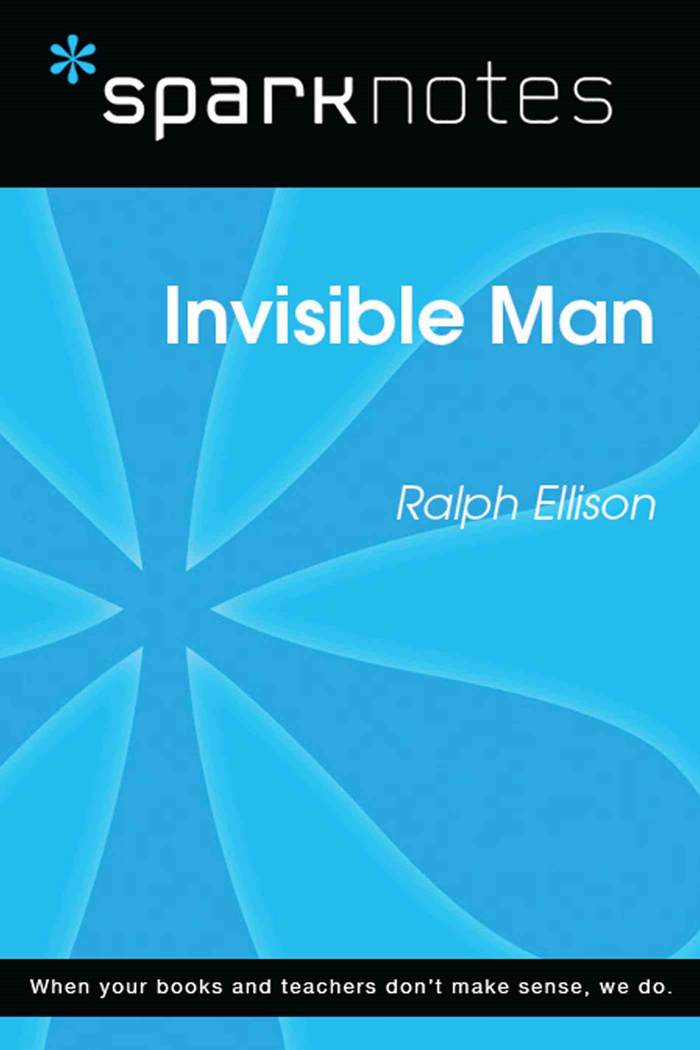 (ebook) Invisible Man (SparkNotes Literature Guide)