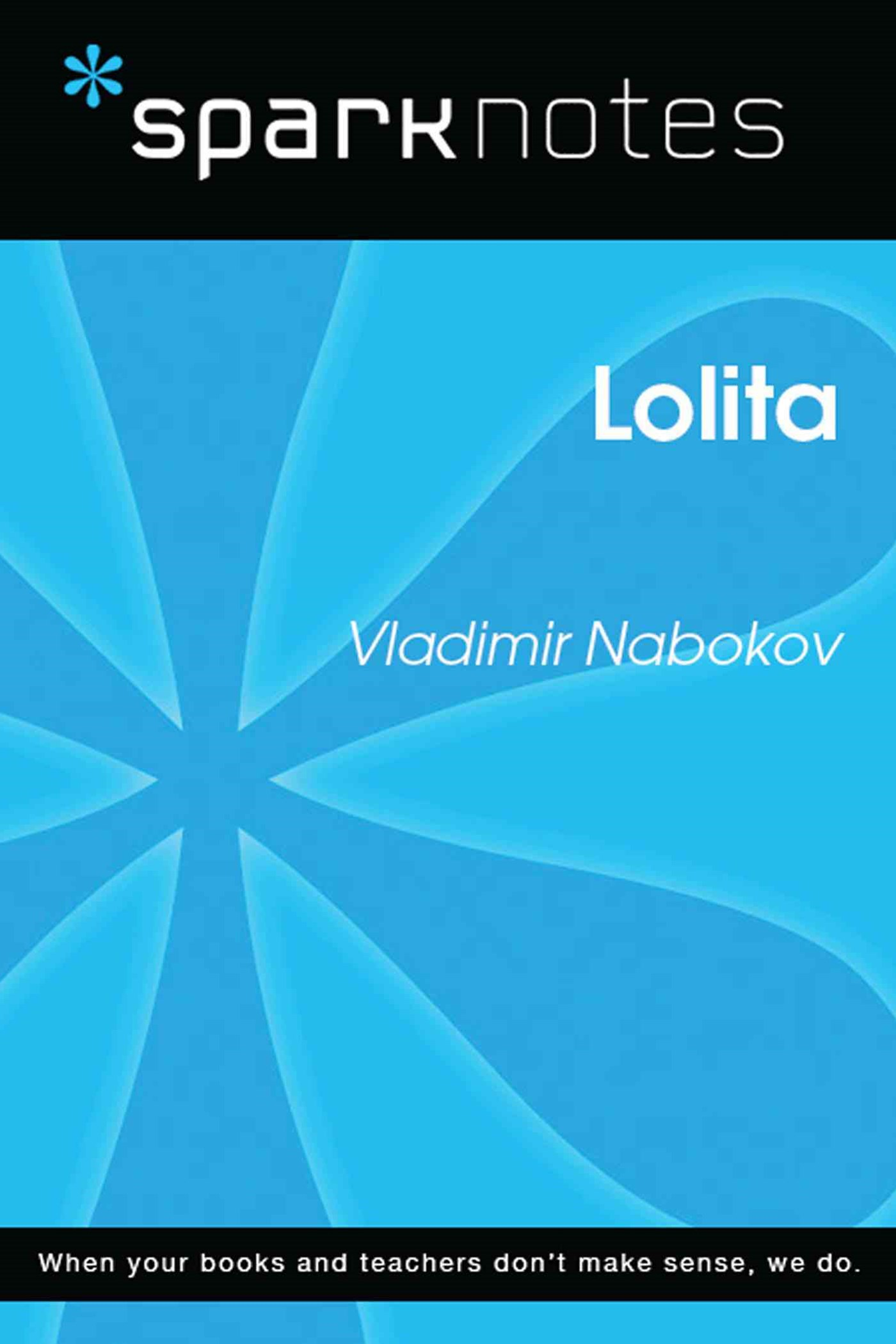 (ebook) Lolita (SparkNotes Literature Guide)