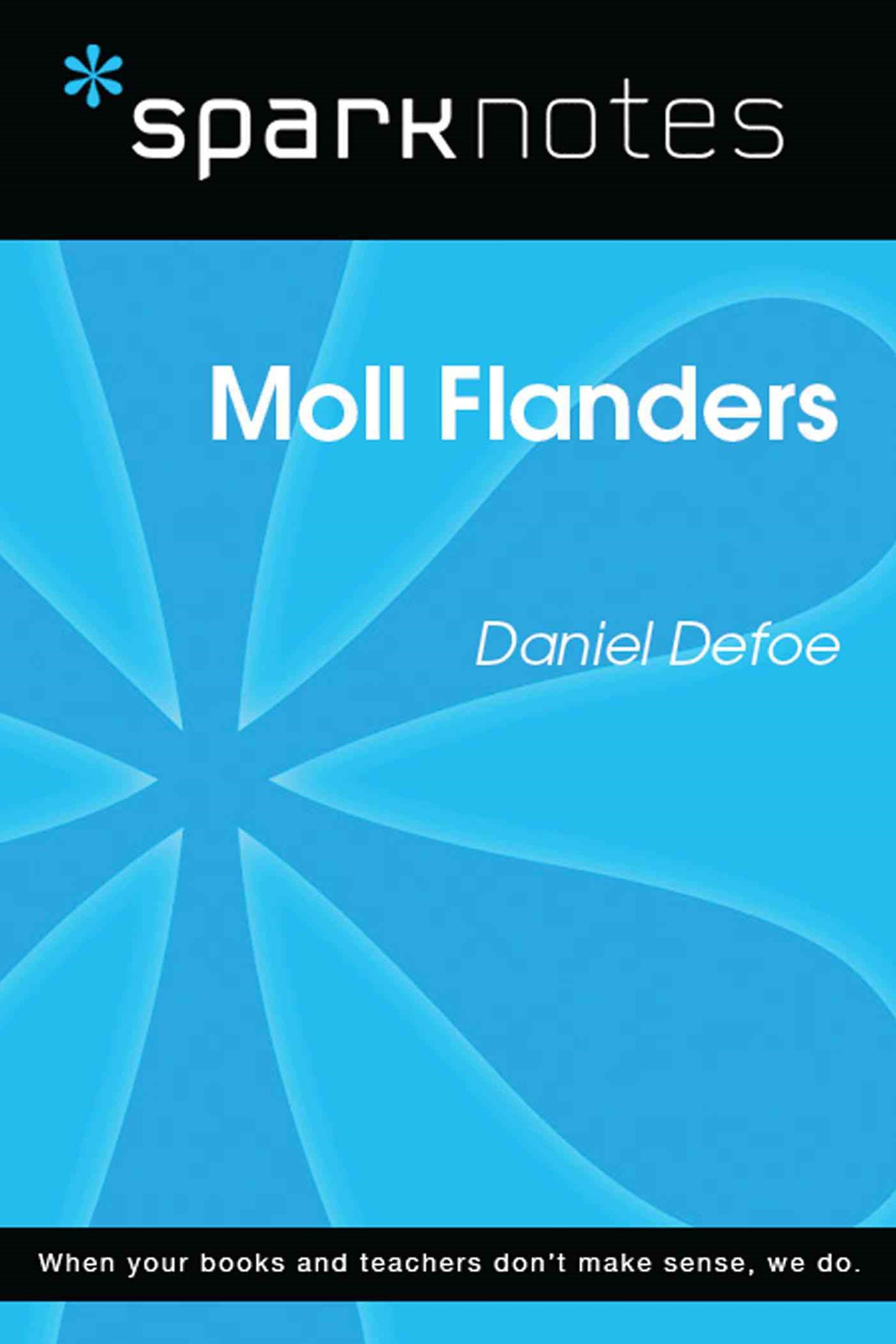 (ebook) Moll Flanders (SparkNotes Literature Guide)