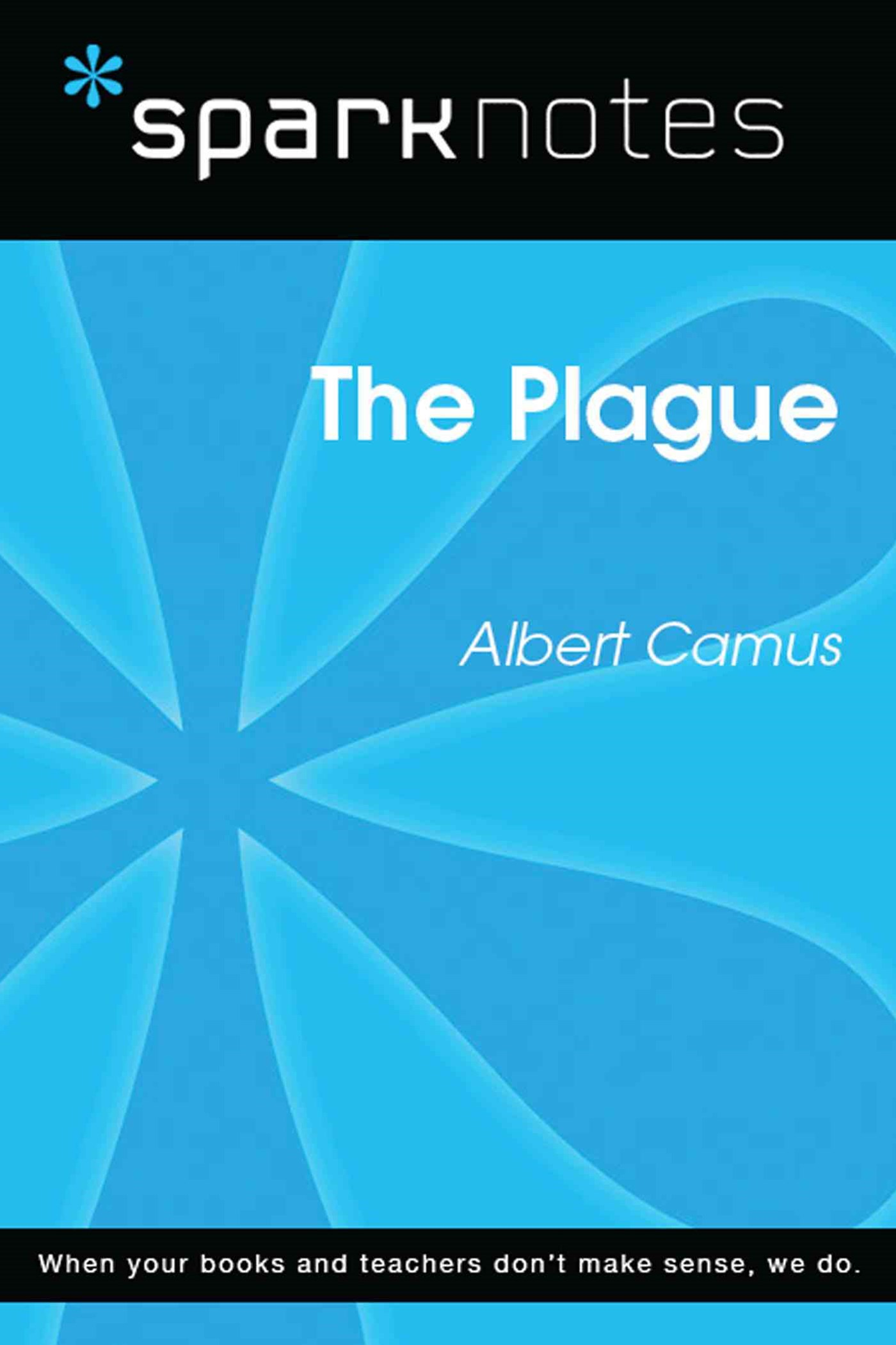 (ebook) The Plague (SparkNotes Literature Guide)