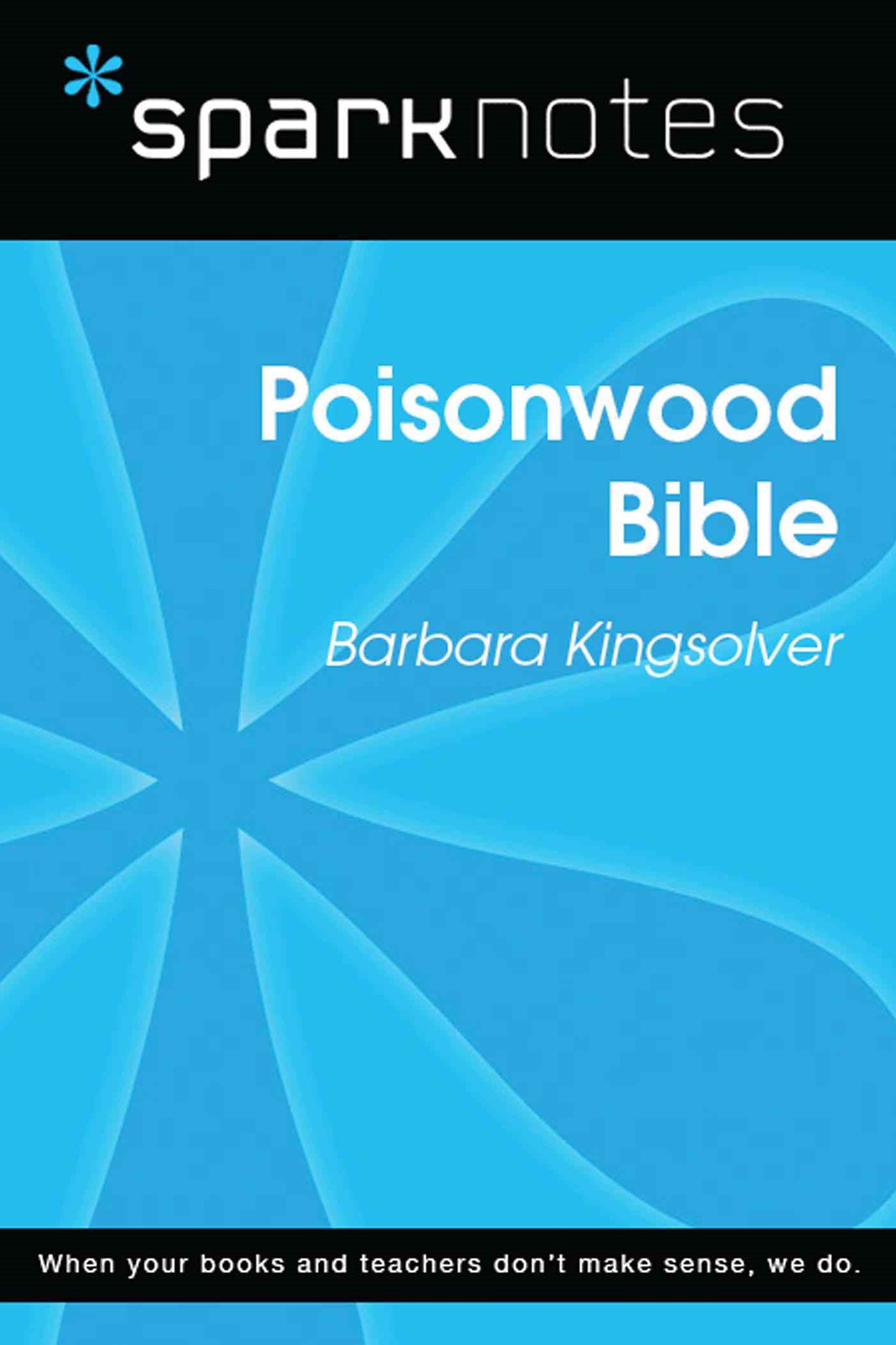 (ebook) The Poisonwood Bible (SparkNotes Literature Guide)