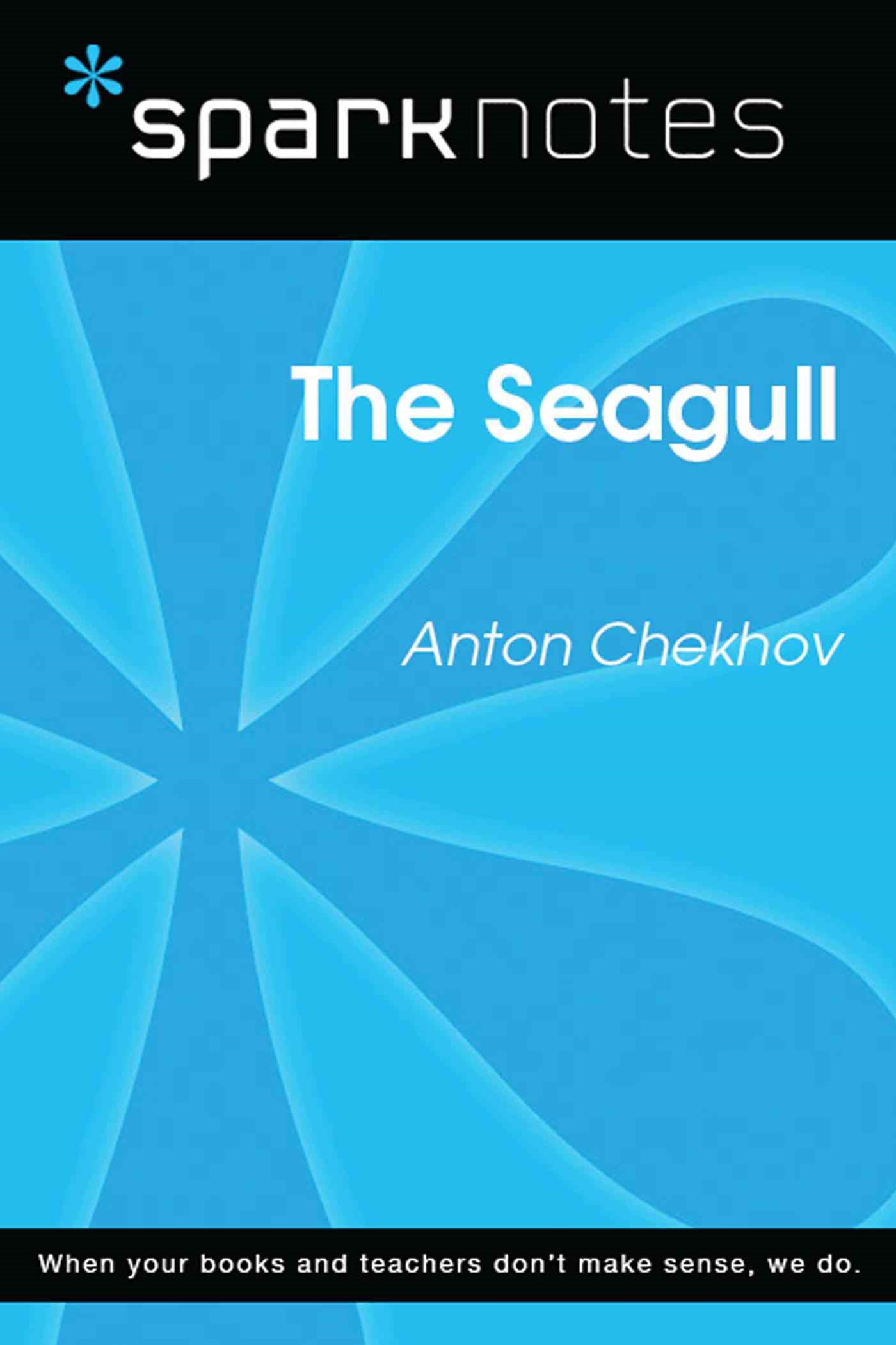 (ebook) The Seagull (SparkNotes Literature Guide)