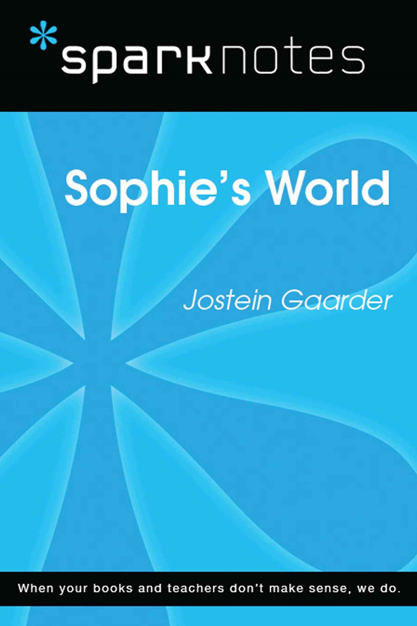 Sophie's World (SparkNotes Literature Guide)