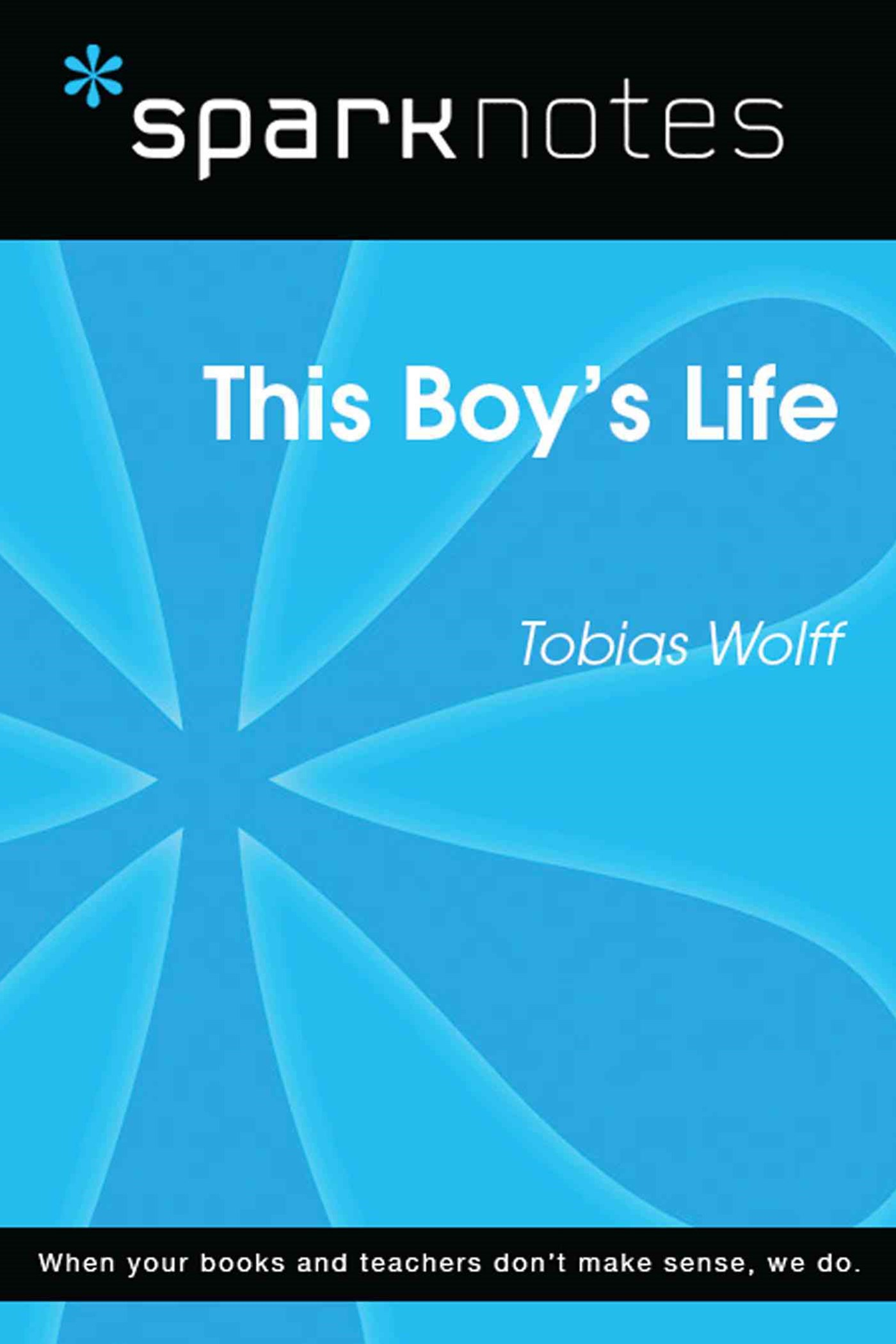 (ebook) This Boy's Life (SparkNotes Literature Guide)