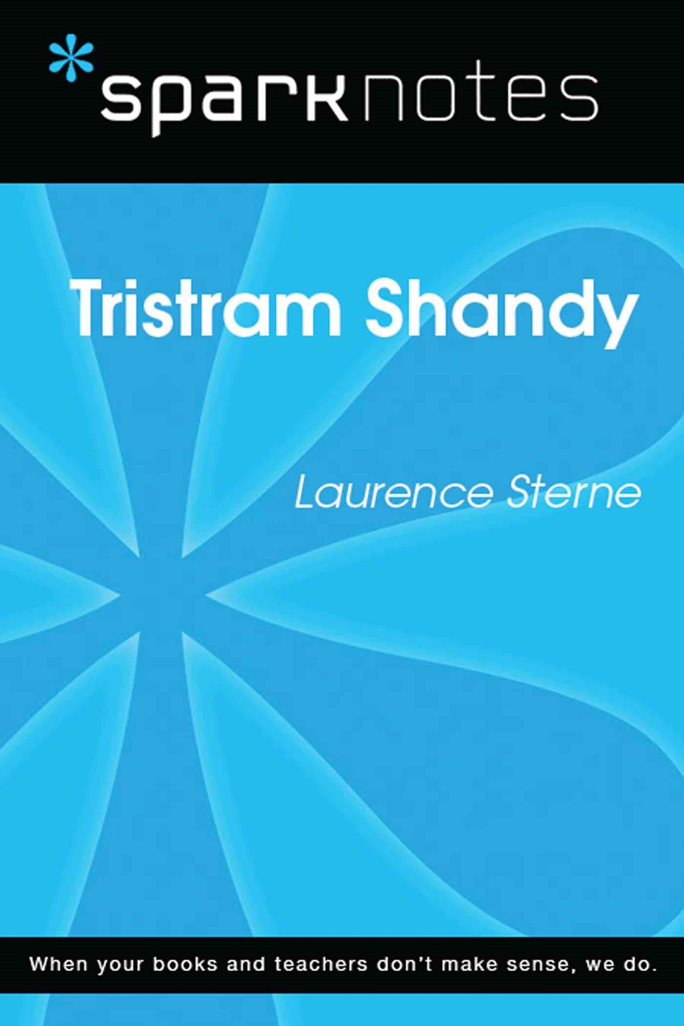 (ebook) Tristram Shandy (SparkNotes Literature Guide)
