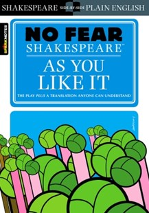 (ebook) As You Like It (No Fear Shakespeare) - Non-Fiction
