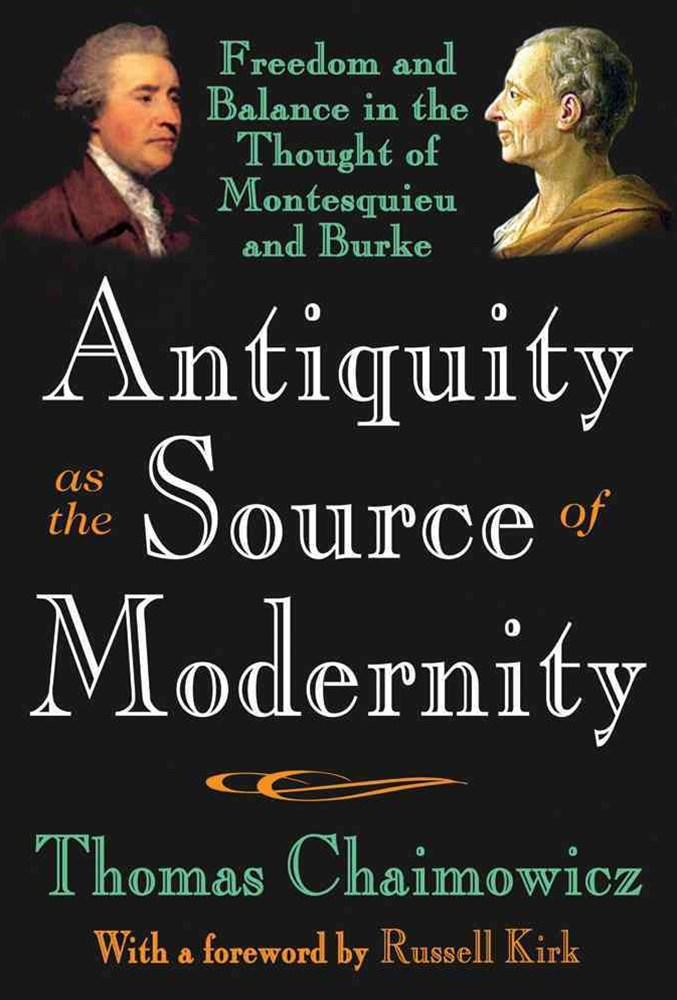 Antiquity as the Source of Modernity