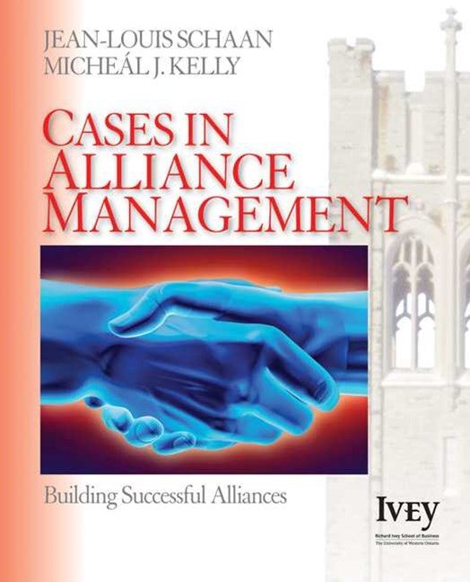 Cases in Alliance Management