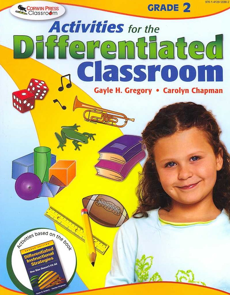 Activities for the Differentiated Classroom, Grade 2