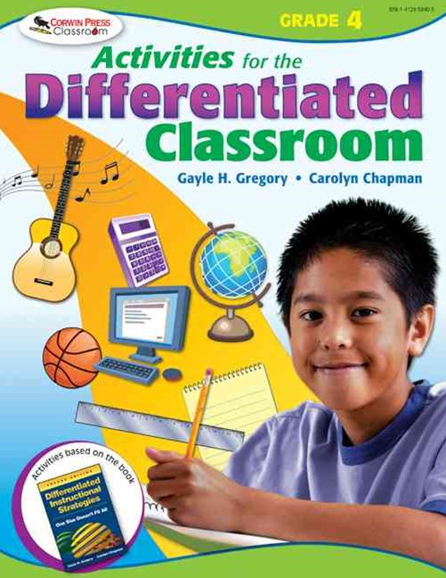 Activities for the Differentiated Classroom, Grade 4