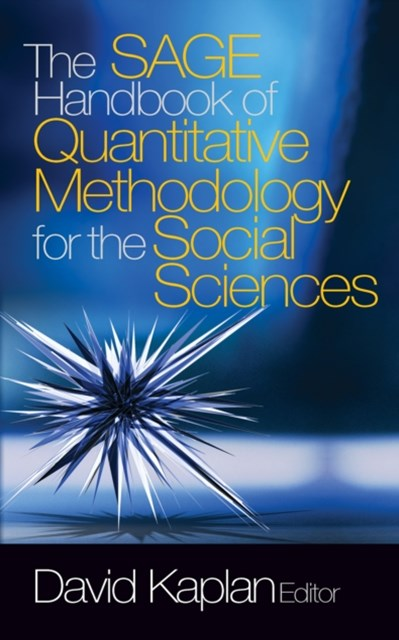 SAGE Handbook of Quantitative Methodology for the Social Sciences