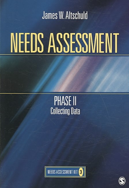 Needs Assessment Phase II