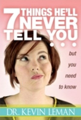 (ebook) 7 Things He'll Never Tell You