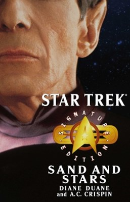(ebook) Star Trek: Signature Edition: Sand and Stars