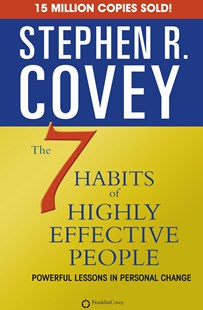 The 7 Habits of Highly Effective People by Stephen R. Covey (9781416502494) - PaperBack - Self-Help & Motivation Inspirational