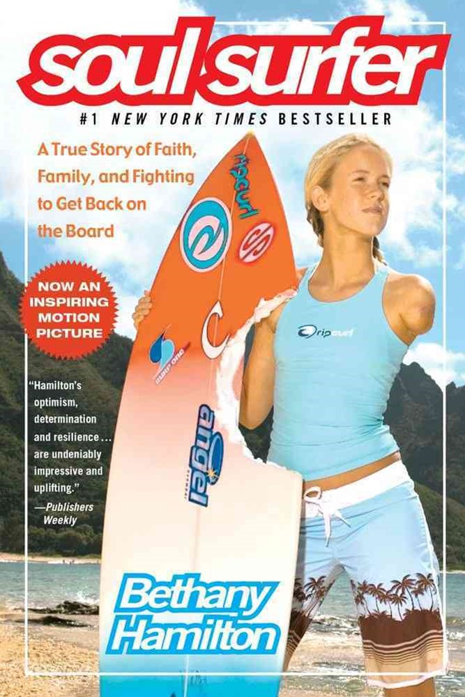 &quote;Soul Surfer: A True Story of Faith, Family, and Fighting to Get Back on the Board  &quote;