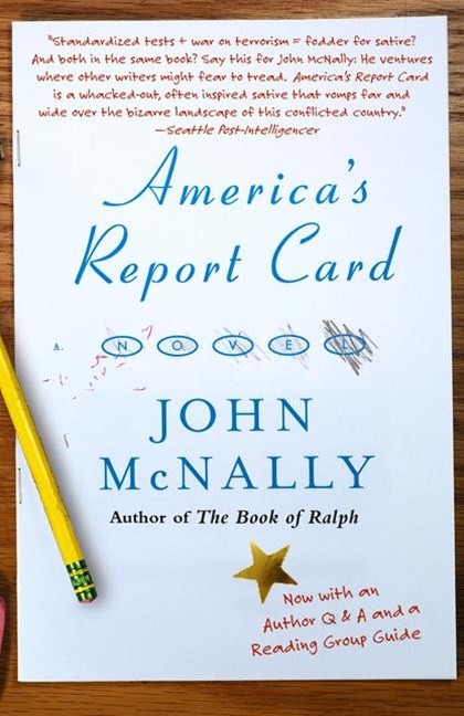 America's Report Card: A Novel