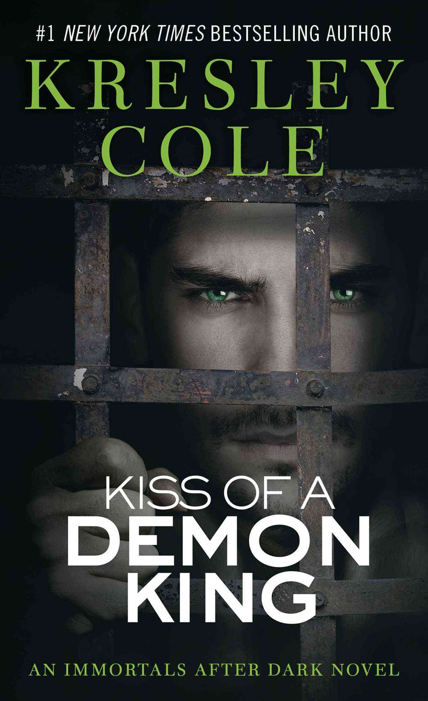 Immortals After Dark #6: Kiss of a Demon King