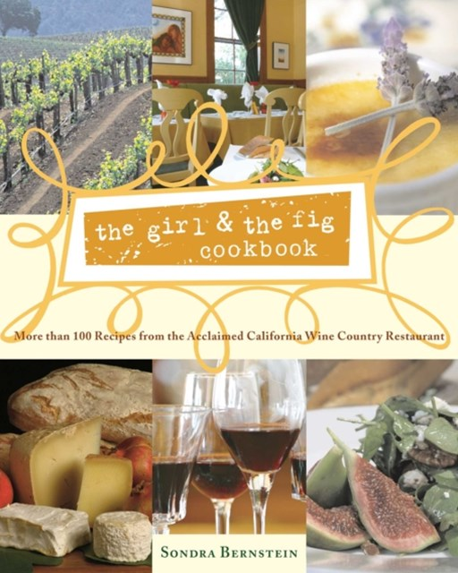 (ebook) the girl & the fig cookbook