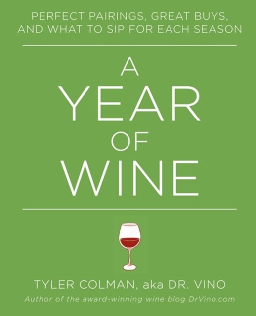 (ebook) A Year of Wine