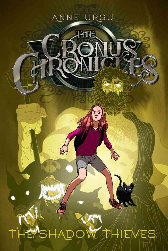 The Shadow Thieves: The Cronus Chronicles Book 1