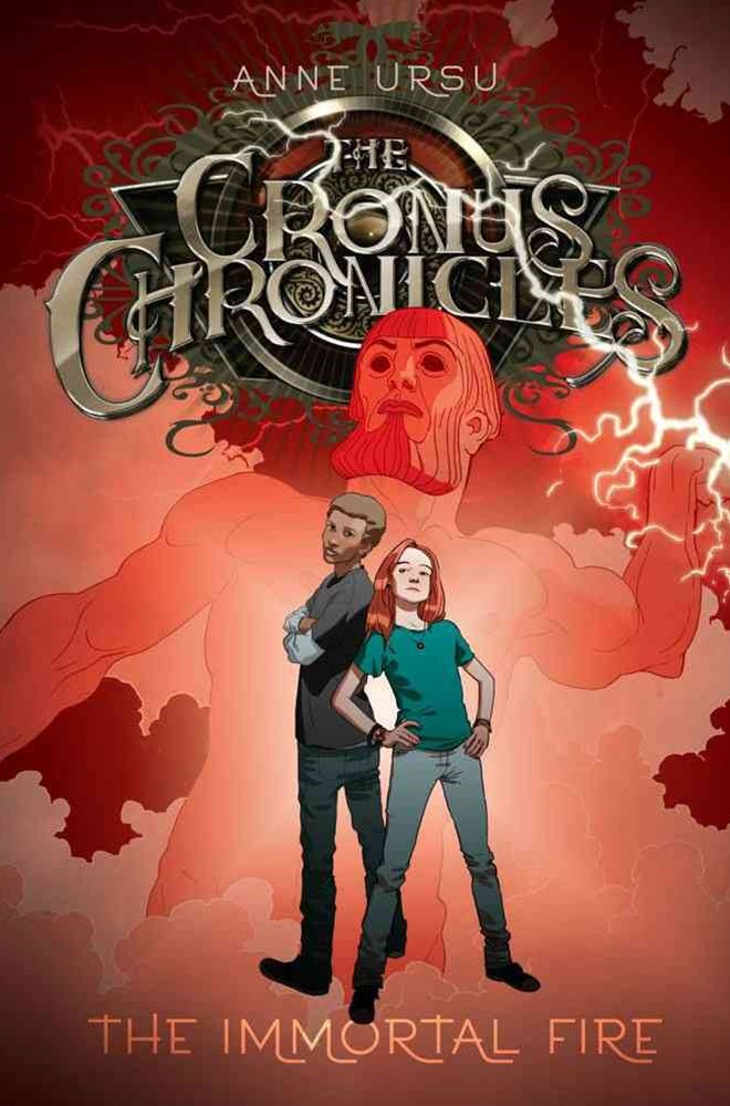 The Immortal Fire: Cronus Chronicles Book Three
