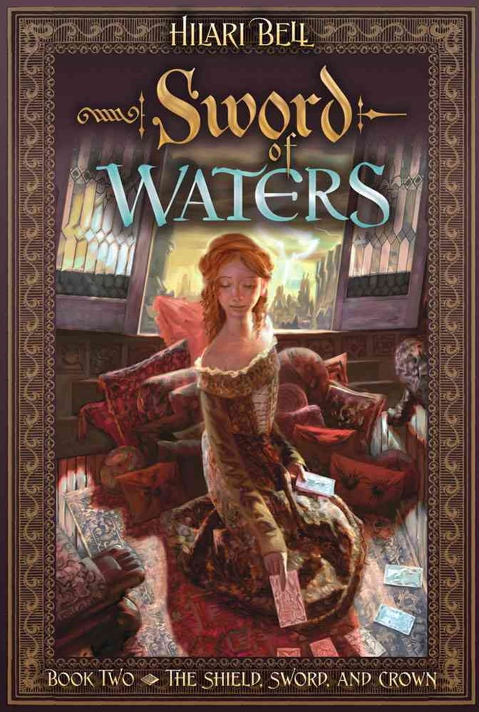 Sword of Waters: The Shield, Sword, and Crown #2