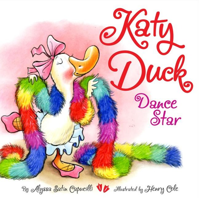 Katy Duck Dance Star