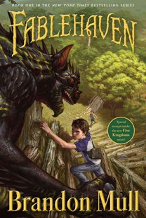 Fablehaven by Brandon Mull, Brandon Dorman (9781416947202) - PaperBack - Young Adult Paranormal