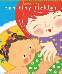Ten Tiny Tickles by Karen Katz (9781416951018) - HardCover - Non-Fiction Early Learning