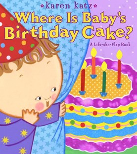 Where Is Baby's Birthday Cake? - Children's Fiction Early Readers (0-4)
