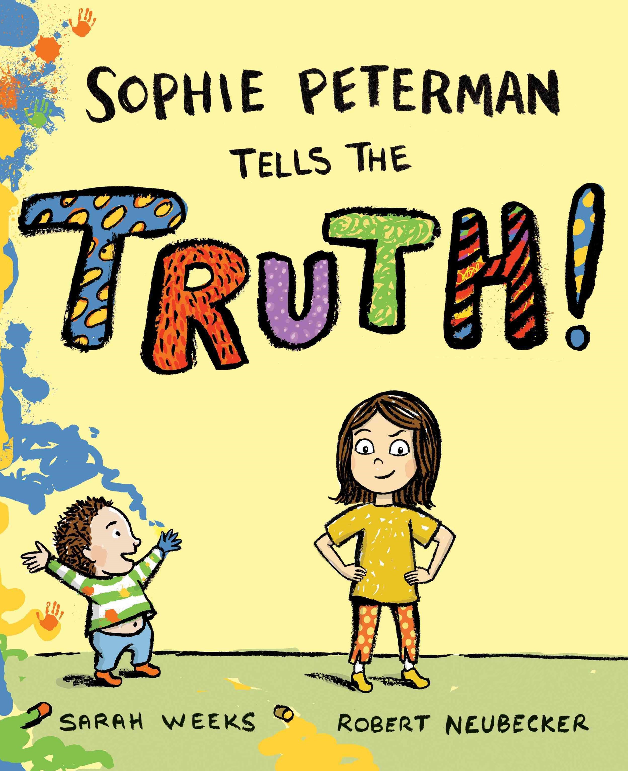 Sophie Peterson Tells the Truth!