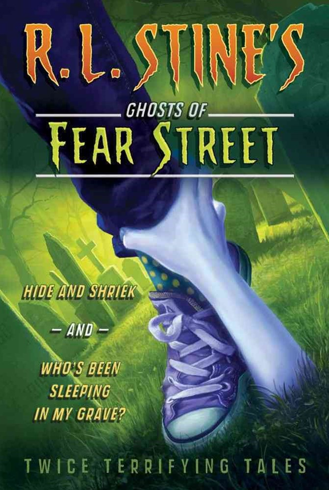 R.L.Stine's Ghosts of Fear Street: Twice Terrifying Tales #1