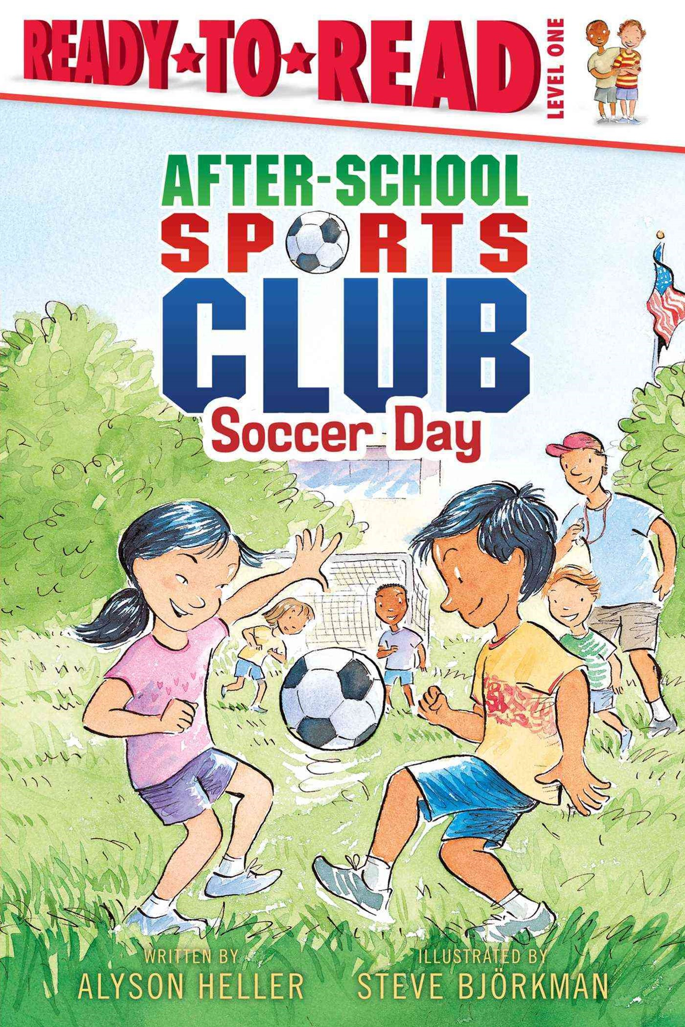 Soccer Day: The After School Sports Club