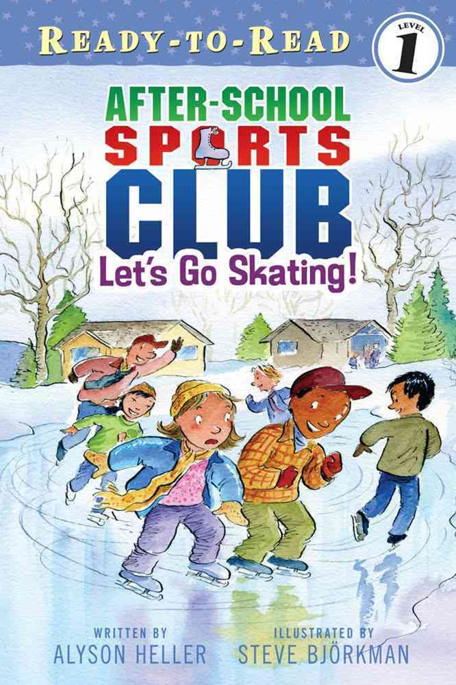 Let's Go Skating: The After School Sports Club