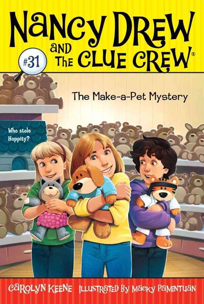 NDCC #31: The Make-a-Pet Mystery