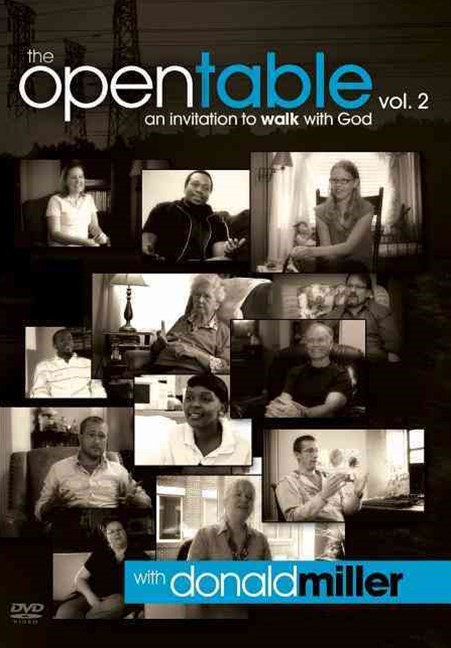 Open Table DVD, Vol. 2: An Invitation to Walk with God