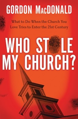 Who Stole My Church