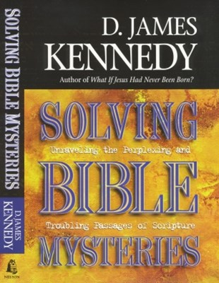 Solving Bible Mysteries