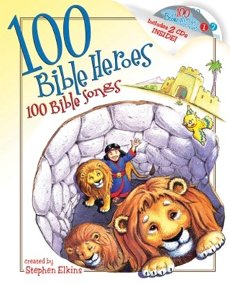 (ebook) 100 Bible Heroes, 100 Bible Songs