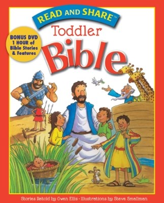 Read and Share Toddler Bible